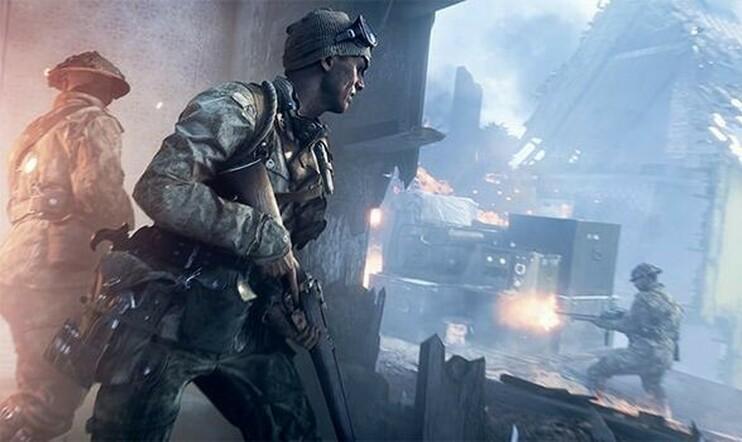 Battlefield V, DICE, EA, Electronic Arts, Battlefield 5, Battlefield