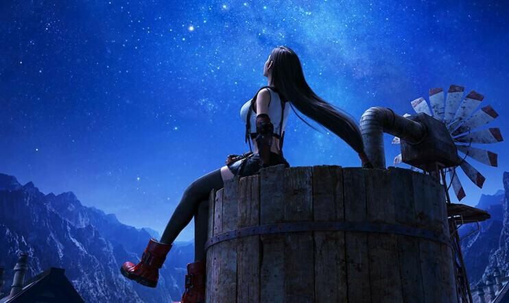 Final Fantasy VII Remake, Final Fantasy, VII Remake, Final Fantasy VII, remake, Square Enix, Yoshinori Kitase, 10. huhtikuuta,