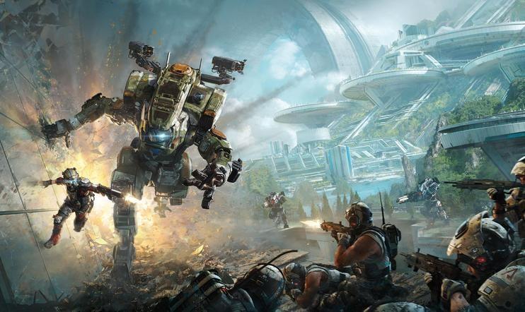 Titanfall 2 -arvostelu