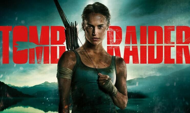 Tomb Raider, Alicia Vikander, elokuva, Amy Jump, MGM, Ben Wheatley
