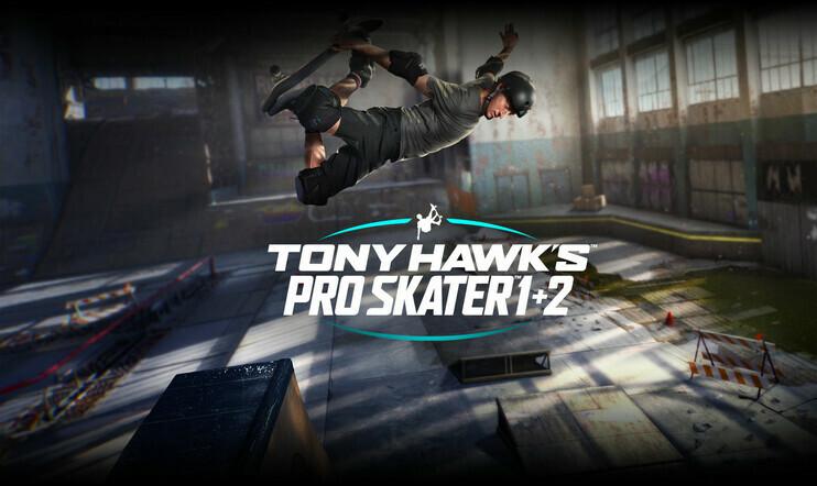 Viikkokisa: Palkintona Tony Hawk's Pro Skater 1+2 -latauskoodi PS4:lle ja Xbox Onelle!