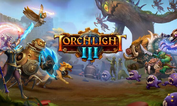 Torchlight, Torchlight 3, Torchlight Frontiers, Perfect World, Diablo, ARPG, Echtra Games