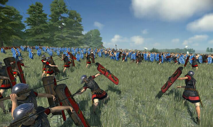 Total War: Rome Remastered, remasterointi, feral interactive, creative assembly, julkaisu, laitteistovaatimukset