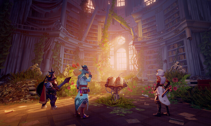 Trine 4: The Nightmare Prince, Modus Games, Frozenbyte, Trine