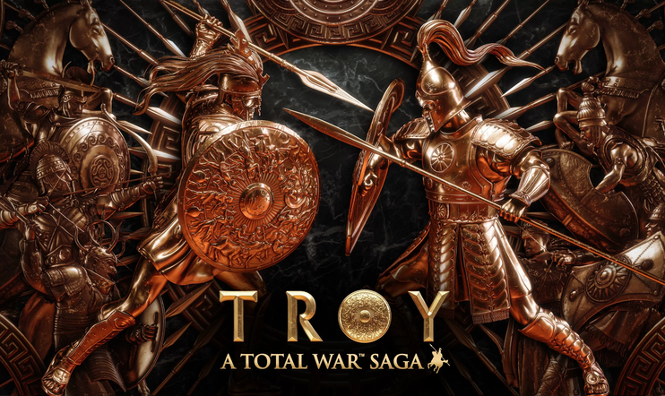 Total War, Total War Saga, A Total War Saga, Troy, Total War: Troy, A Total War Saga: Troy, Creative Assembly, Strategia, Sega, julkaisupäivä
