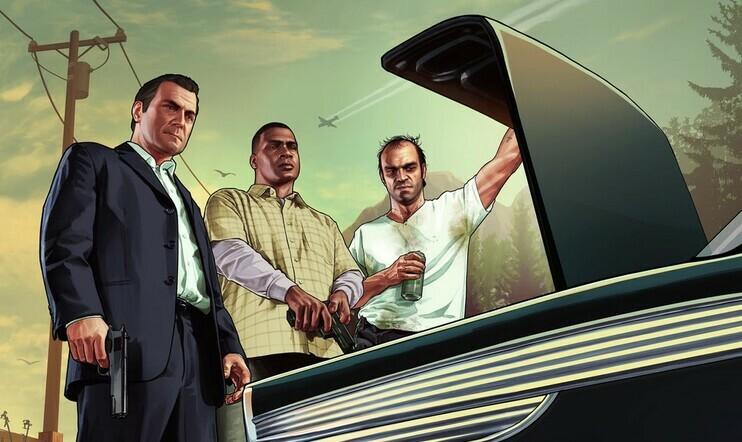 Grand Theft Auto V, GTA, GTAV, Grand Theft Auto V, Rockstar Games, GTA III, Grand Theft Auto III, GTA3,