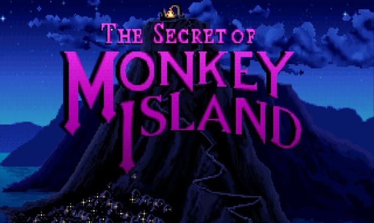 Retrostelussa The Secret of Monkey Island –yksi kaikkien aikojen parhaista seikkailupeleistä
