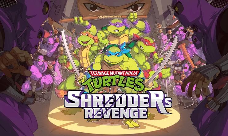 Teenage Mutant Ninja Turtles: Shredder's Revenge, TMNT, Teenage Mutant Ninja Turtles, Shredder's Revenge, Turtles, Dotemu, Tribute games,
