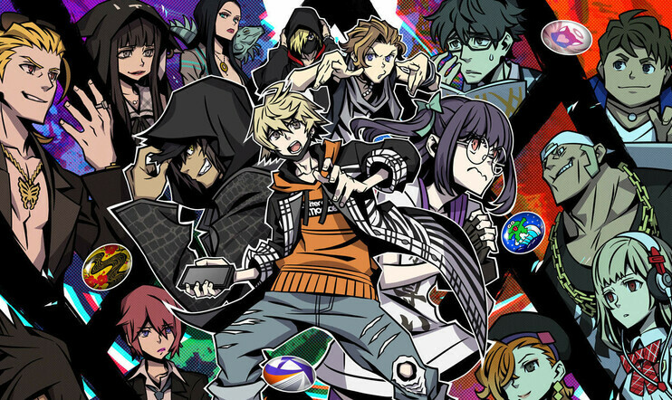 NEO: The World Ends with You, The World End with You, Epic Games Store, Square Enix,