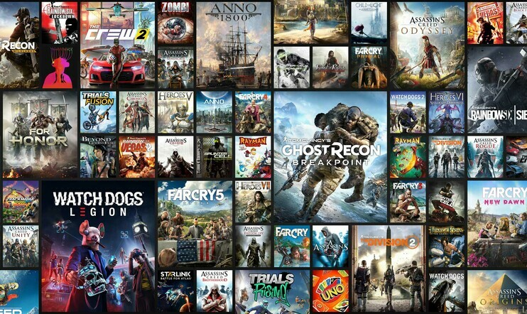 UPlay+, Ubisoft, Uplay