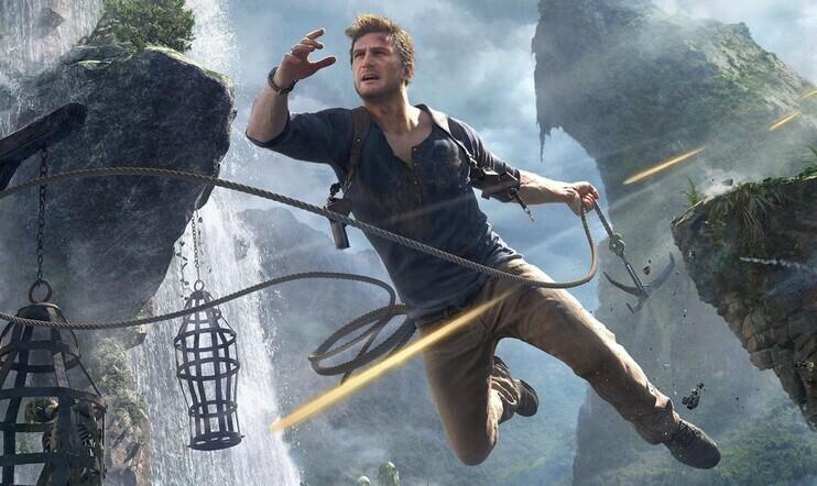 Uncharted-elokuva jaksaa yrittää – Sonylla mahdollisesti jo uusi ...