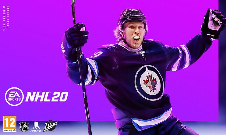 Patrik Laine NHL 20