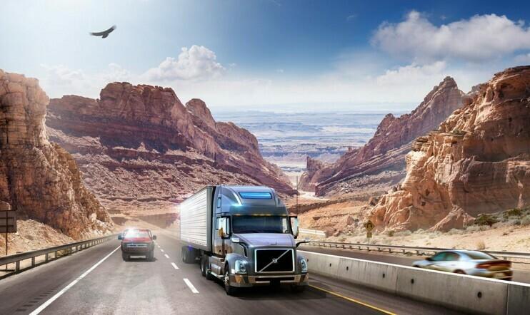 American Truck Simulator, Truck Simulator, SCS Software, julkaisupäivä, DLC, Utah, 7. marraskuuta
