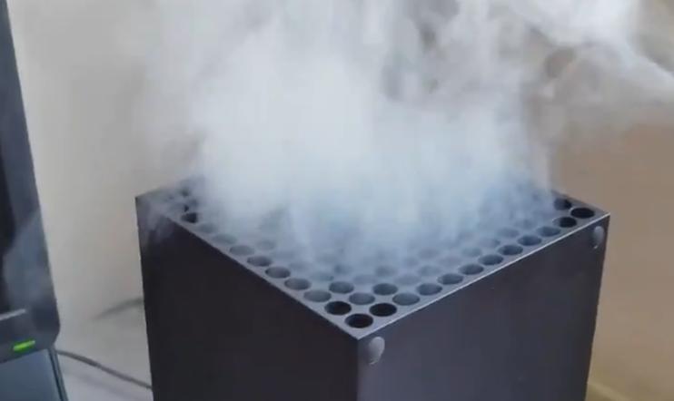 tupakointi, sähkötupakka, Xbox Series X, xbox, Xbox Series