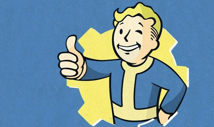 Tiesitkö? Falloutin Vault Boy -maskotti sai innoituksensa klassikkolautapelistä