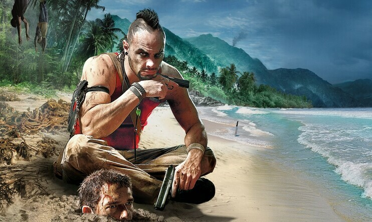 Viikon kysymys: Mikä on paras Far Cry -peli sarjan pääosista?