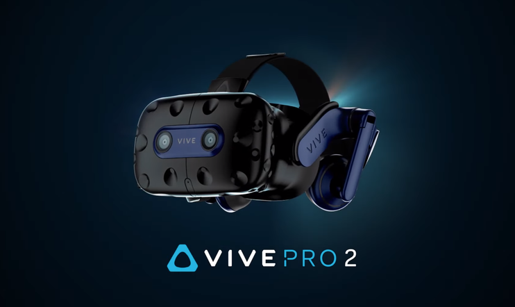 HTC, Vive Pro 2, virtuaalitodellisuus, VR, laite