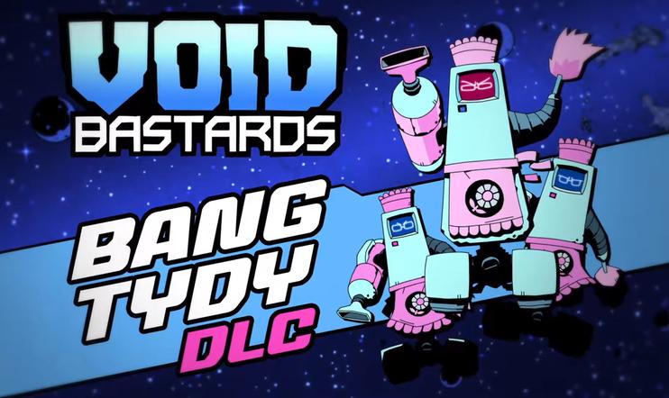 Void Bastards, Bang Tydy, Blue Manchu, fps, System Shock, Humble Bundle