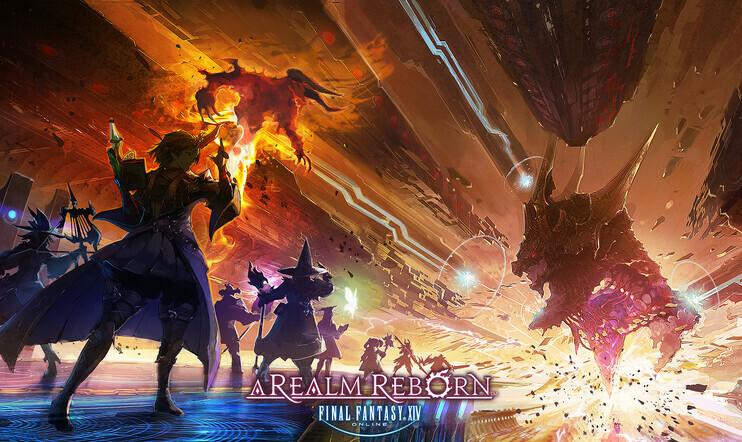 Final Fantasy XIV, FF14, Final Fantasy 14, PlayStation 5, PS5, MMO, julkaisupäivä