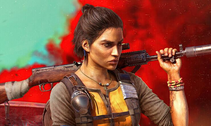 Kisa: Voita tyylikkäitä Far Cry 6 -fanituotteita!