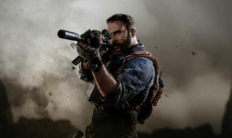 Call of Duty: Modern Warfare, call of duty, modern warfare, infinity ward, Activision Blizzard