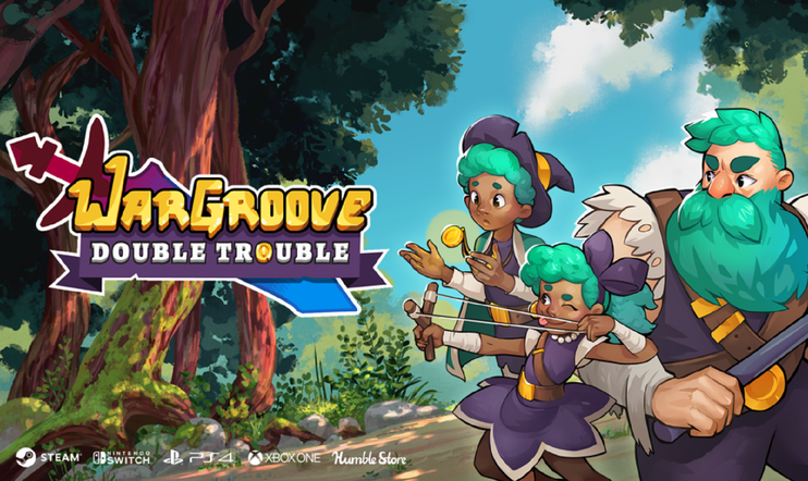 Wargroove: Double Trouble, Wargroove, Chucklefish Games