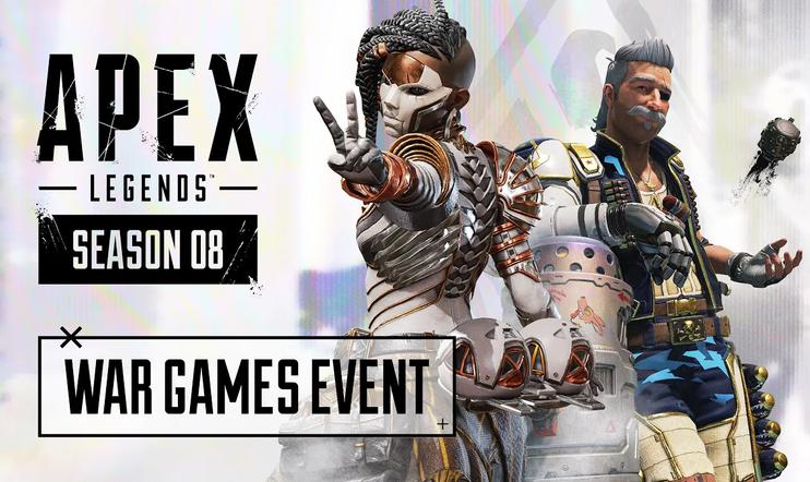 Apex Legends, War Games, Respawn Entertainment, battle royale, erikoispelitila, fps,