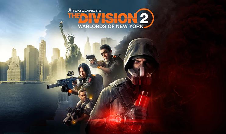 The Division 2, Warlords of New York, The Division, maaliskuun 3. päivä, Ubisoft, laajennus, Coney Island, DLC,