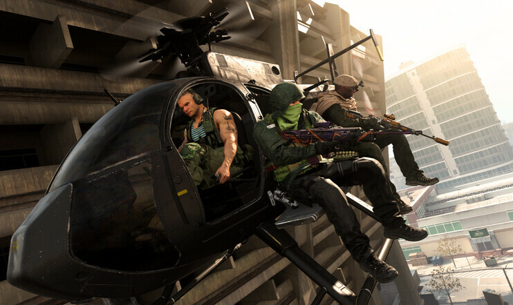 Call of Duty: Warzone, Raven Software, huijari, bänni, banni