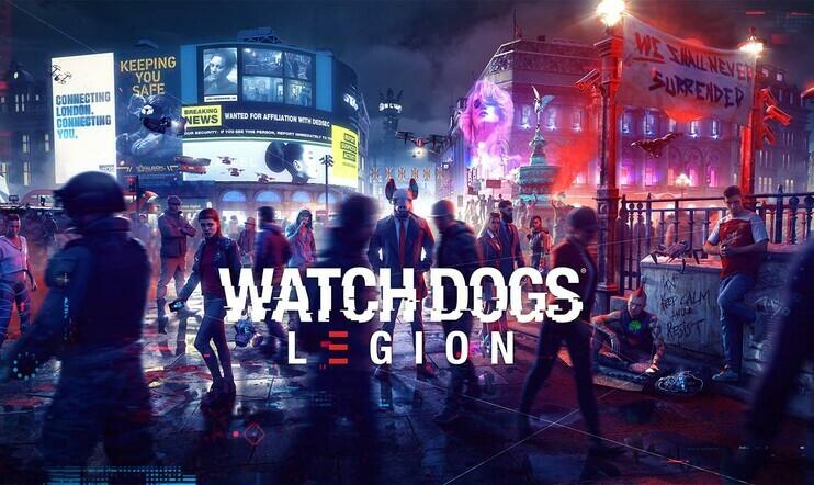 Ennakkotestissä Watch Dogs Legion
