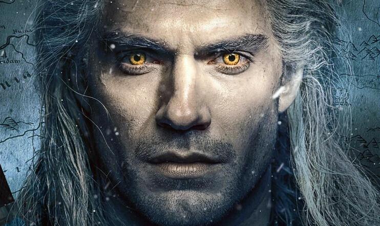 Netflix, The Witcher, korona
