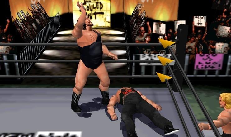 Retrostelussa WCW/NWO Revenge – se kaikkien aikojen paras painipeli