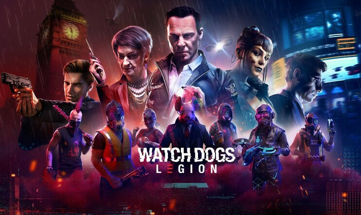 Watch Dogs Legion, Watch Dogs, ubisoft, laitevaatimus