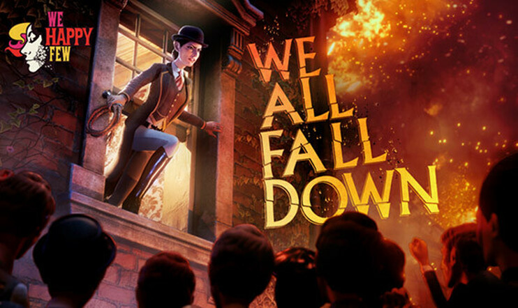 We Happy Few, Compulsion Games, We All Fall Down