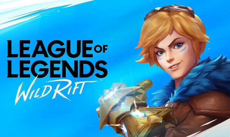 League of Legends: Wild Rift, League of Legends, Wild Rift, Riot Games, pelikuva, alpha