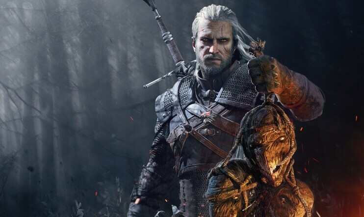 The Witcher 3, xbox series x, ps5, playstation 5, cd projekt