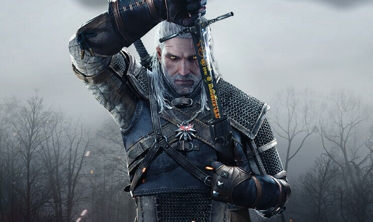 Tiesitkö? The Witcher -kehittäjä CD Projekt aloitti pelien maahantuojana