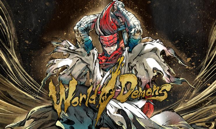 PlatinumGames, World of Demons, Apple Arcade, Apple, toiminta, The Oregon Trail,