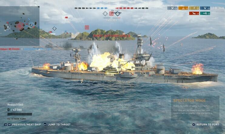 World of Warships: Legends / Arvostelut / pelaaja fi
