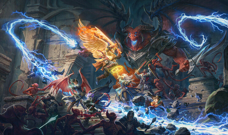 Pathfinder: Wrath of the Righteous, Kingmaker, Owlcat Games, Pathfinder, Wrath of the Righteous, julkaisupäivä