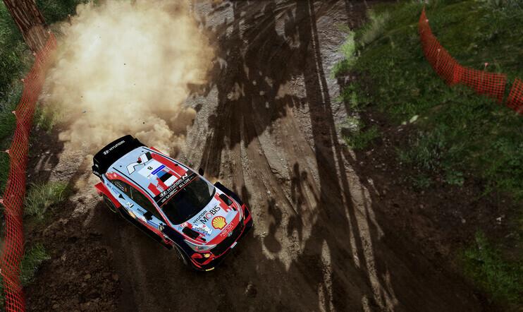 WRC 10, WRC, ajopeli, nacon, Kylotonn, World Rally Championship, julkaisupäivä