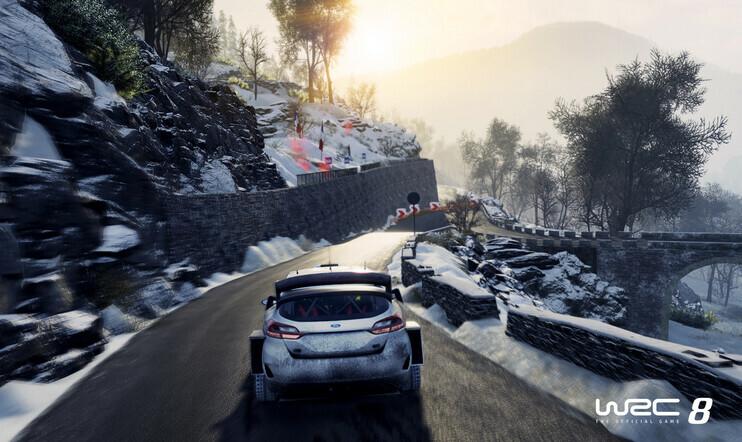 Viralliselle WRC 8 -rallille julkaisupäivä - keräilyversiokin julki