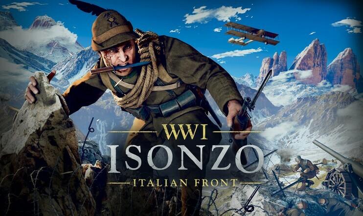 WWI Isonzo Italian Front