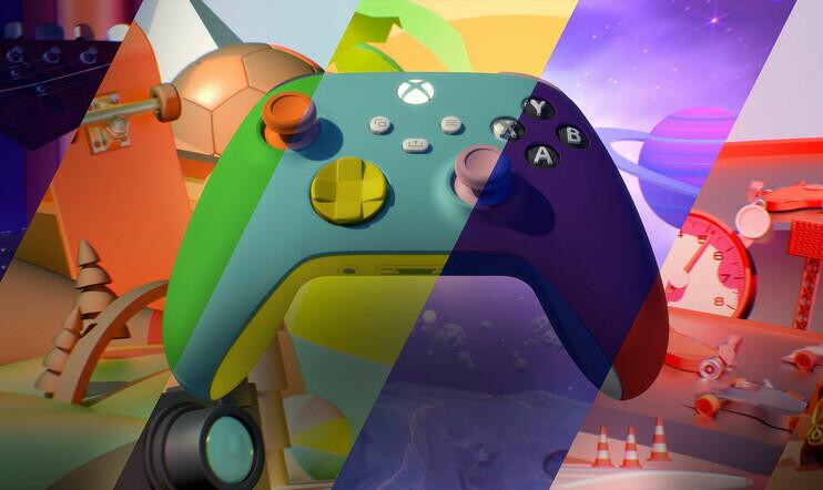 Microsoft Xbox Design Lab