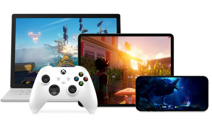 Xbox Game Pass, Apple, pc, pilvi, pilvipelaaminen, windows 10, microsoft