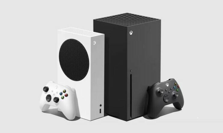 Xbox Series X/S Microsoft