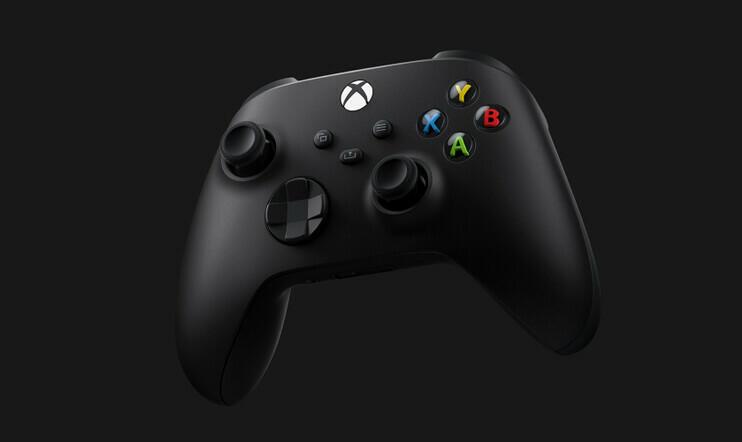 Microsoft, Xbox Series X, ohjain, konsoli, peliohjain