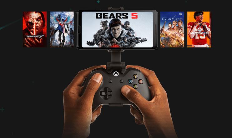Microsoft, Xbox, Project xCloud, suoratoisto, pilvipelaaminen,