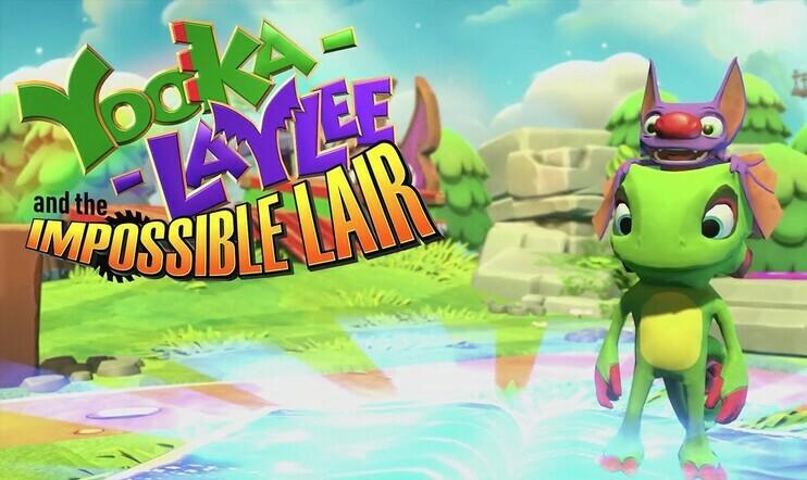 Yooka-Laylee, Yooka-Laylee and the Impossible Lair, Playtonic