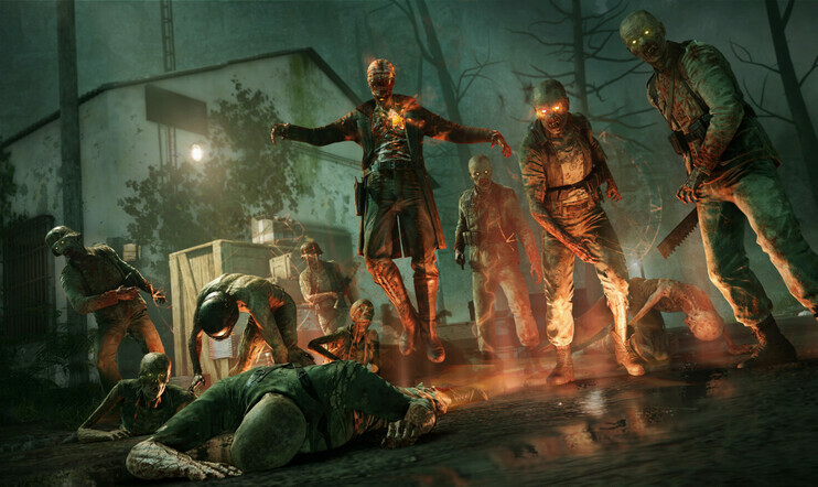 Zombie Army 4: Dead Wari, Zombie War, Rebellion, julkaisupäivä, 4. helmikuuta,